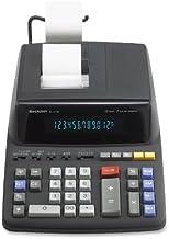 Sharp EL2196BL Standard Function Calculator,White photo