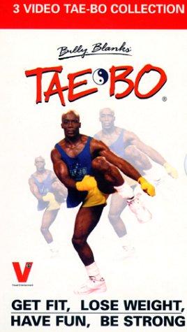 Billy Blanks' TAE-BO 3-er Box [UK IMPORT] [VHS]