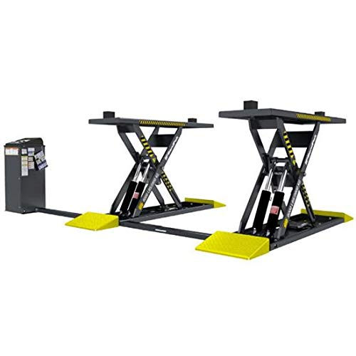 Bendpak MDS-6LP 6,000 Lb. Open Center Mid-Rise Car Lift