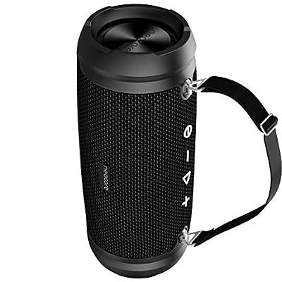 neocore WAVE A4 50W Portable Wireless Bluetooth Speaker, Loud, Bass+,4xDriver, 2xSub-Wooffer, Power-Bank, SD Card, AUX, Enhanced Bass, Waterproof from neocore