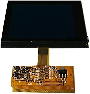 Tanin Auto Electronix Replacement LCD Screen   compatible with Audi A4, A6, Allroad & S4   Instrument Cluster Panel Display