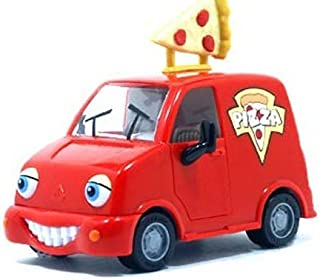 Collectible CHEVRON Cars Payton Pizza
