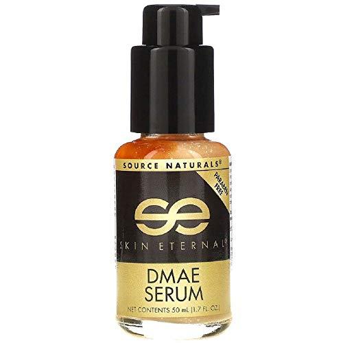 Source Naturals Skin Eternal Serum, Moisturizing Lotion Paraben-Free - 1 Ounces (Pack of 2)
