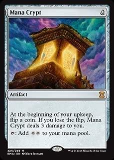 Magic: the Gathering - Mana Crypt (225/249) - Eternal Masters