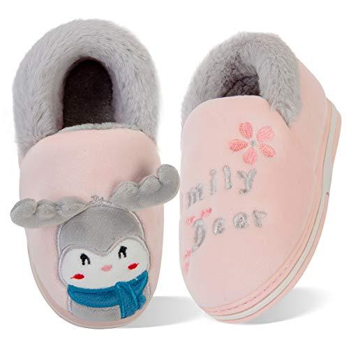 Zapatillas de Estar por Casa para Niñas Niños Zapatillas de Interior Interior Casa Pantuflas...