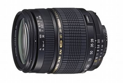 Tamron AF 28-300mm 3,5-6,3 XR Di LD ASL Macro digitales Objektiv für Sony