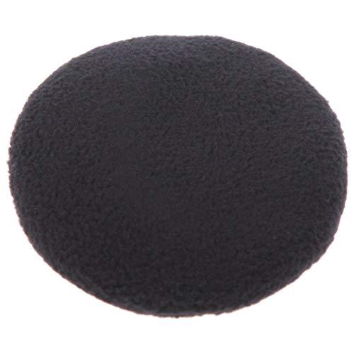 Earbags Ohrenwärmer Hörgeräte Komfort, schwarz, Large