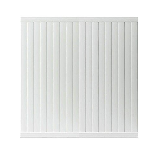 Veranda 6 ft. x 6 ft. Somerset Privacy Vinyl Fence Panel