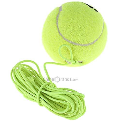 HATCHMATIC 2018 New Imported Gummitennisball mit String Ersatz für Tennis Trainer A