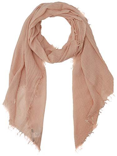 Sisley Damen Scarf Schal, Rosa (Rosa 92b), One Size (Herstellergröße: OS)