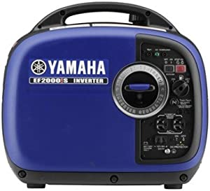 Yamaha Ef2000isv2 Gas Powered Portable Inverter