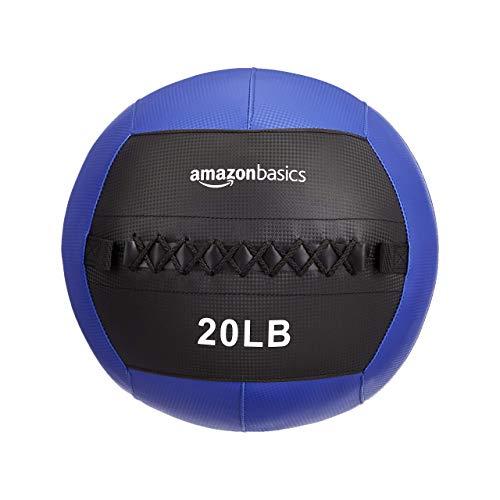 Amazon Basics Training Exercise Wall Ball - 20-Pound
