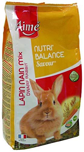 Aime, Comida para Conejos Nutri' Balance Savour, 900 g