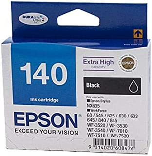 Epson 140 Twin Pack Black