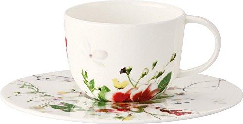 Rosenthal Brillance Espressotasse 2-TLG. Fleurs Sauvages