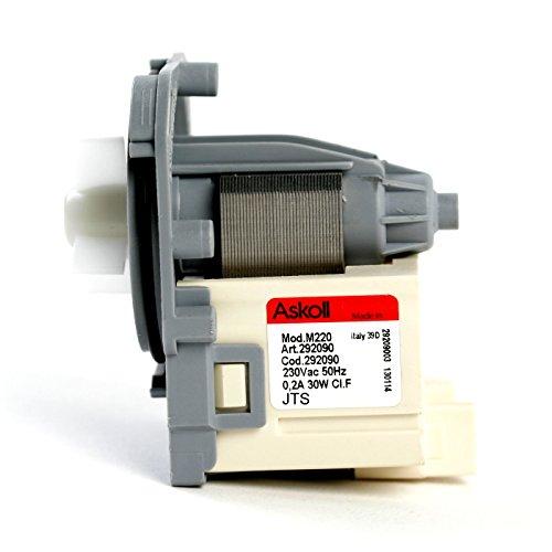 Laugenpumpe Ablaufpumpe Ersatz für AEG Waschmaschine1326630009 Ersatzteilnummer der Hersteller