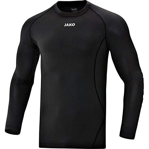 JAKO Herren TW-Underwear LA Unterwäsche, schwarz, L