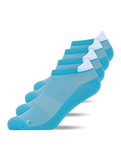 Snocks Laufsocken Herren Blau Größe 43-46 4X Paar Laufsocken Damen Sportsocken Herren 43-46 Laufsocken Herren 43-46 Running Socks Sportsocken Kurz