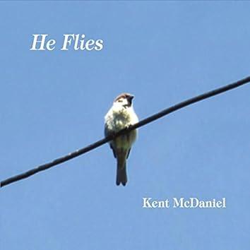He Flies