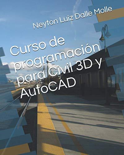 Curso de programación para Civil 3D y AutoCAD
