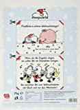 Sheepworld Adventskalender Schneeflocke - 2