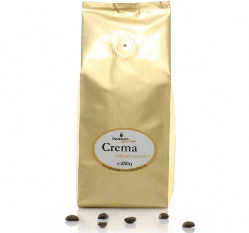 Crema Kaffee - cremig und mild, 250g