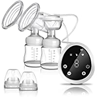 OuTera Portable Rechargeable Electric Breast Feeding Pump