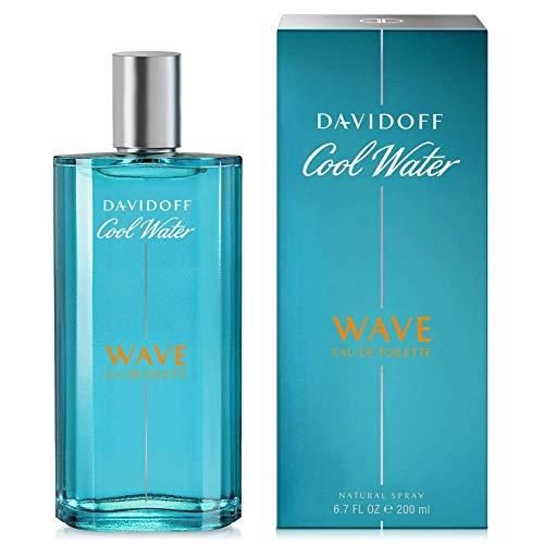 DAVIDOFF COOL WATER WAVE MAN EDT 200 ML VAPO