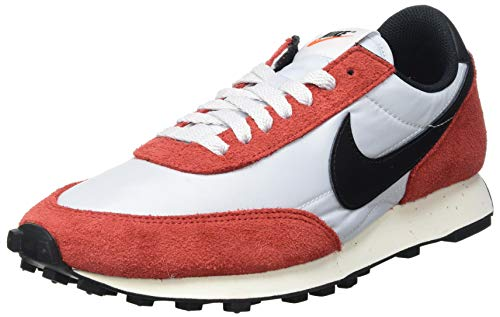 Nike Daybreak, Zapatillas de Gimnasio Hombre, Pure Platinum Black Gym Red Sail, 42.5 EU