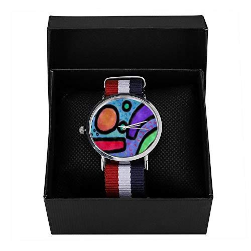 HAYOE カラフル 時計 ベルト 腕時計 ナイロン ナトー 替えベルト 腕時計ベルトNYLON NATO BELT 時計バンド ベルト メンズ レディース ユニセックス 男女兼用