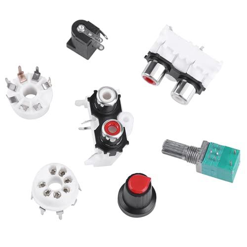 Preamplificador de tubo Tubo de vacío AC12V para amplitud o potencia de señal