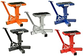 Pit Posse HD Universal Lift Stand for Bikes (Blue)