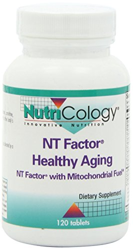 Nutricology Healthy Aging, 120 Count