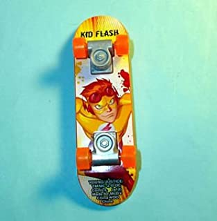 McDonalds -- Young Justice -- Kid Flash Sateboard -- Happy Meal Toy 2011