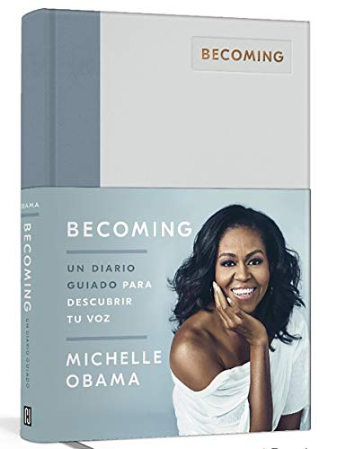 Becoming. Un Diario Guiado / Becoming: A Guided Journal for Discovering Your Voice