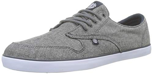 Element Men's Skateboarding Shoes, Grey Stone Chambray 4083, US 7.5