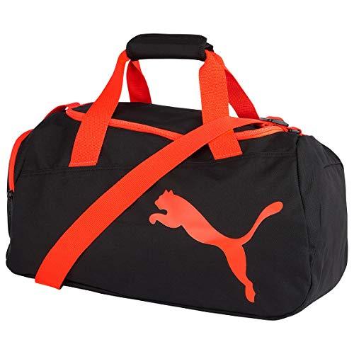 PUMA Intersport Core Small Bag Sporttasche 076817 Schwarz, Farbe:Schwarz