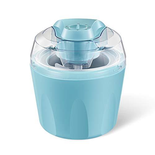 AMYHY Tragbar Startseite Eismaschine Maschine - Vollautomatische Make Leckeres Eis in der eigenen Küche in 30 Minuten Let You Say Goodbye To The Heat Dies wird die beste Wahl for den Sommer