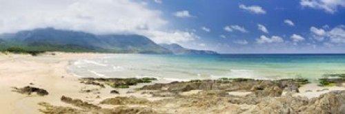 Posterazzi Portixeddu Beach Bay of Buggerru Iglesiente Sardinia Italy Poster Print (18 x 6)