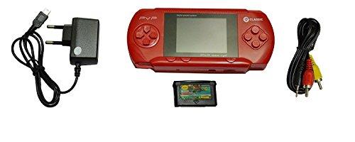 balaji trading co. Handheld Grand Classic GCL-01 PSP Game Inbuilt, Red Games