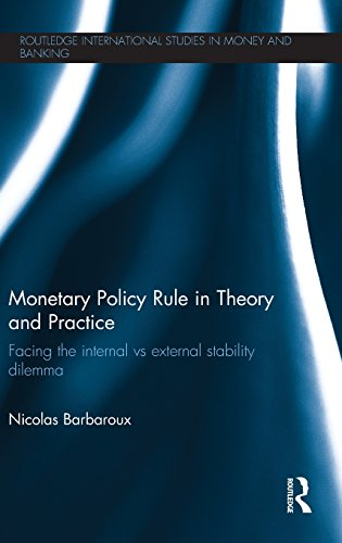 Monetary Policy Rule in Theory and Practice: Facing the Internal vs External Stability Dilemma (Routledge International Studies in Money and Banking)の詳細を見る