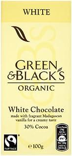 Green & Black's - White Chocolate - 100g