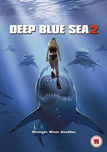 DEEP BLUE SEA 2 [DVD] [2018]