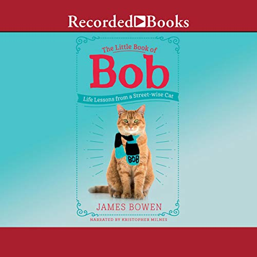 The Little Book of Bob audiobook cover art