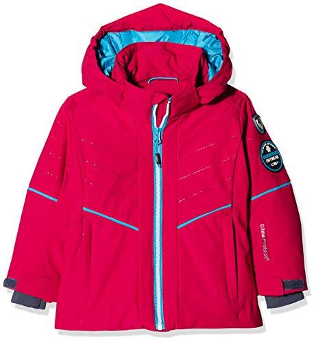 CMP Mädchen Wattierte 7000 Skijacke Jacke, Granita, 128