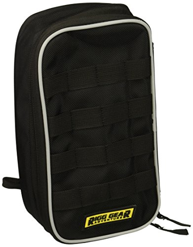 Nelson-Rigg RG-025R Rigg Gear Rear Fender Bag with Tool Roll,1 Pack