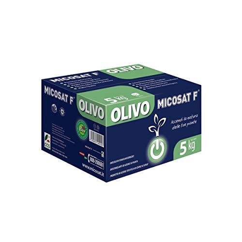 CCS MICOSAT F OLIVO 5 kg Fertilizzante Biologico Microgranulare