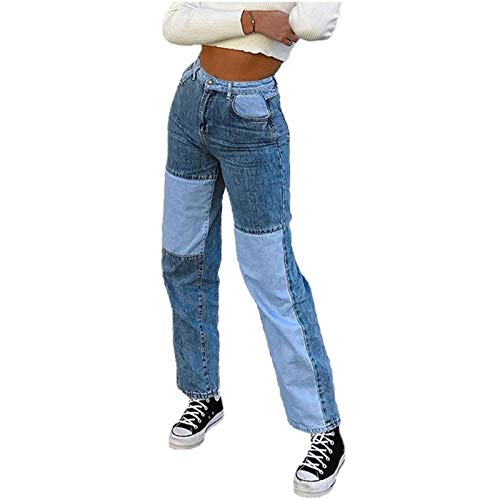 Baggy Jeans for Women Skinny Jeans Flare Jeans Baggy Jeans Plus Size Jeans for Women Ripped Jeans for Teen Girls Bootcut Jeans for Women Blue
