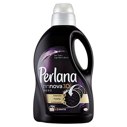Perlana Rinnova Nero Detergente per Bucato - 1.5 Litri