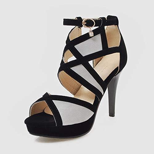 HommesGLTX nouveautés Grande Grande Taille 34-43 Sandales Spartiates Estivales à Bout Ouvert Plateforme Nouvelles Chaussures Date Sandales  meilleure qualité meilleur prix